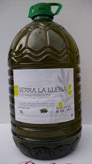 Azeite de oliva Serra la Llena