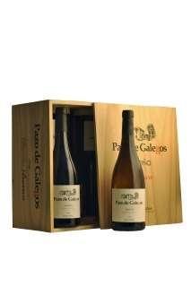 Caso dos vinhos brancos Albariño Barrica