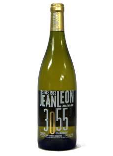 Caso dos vinhos brancos Jean León 3055 Chardonnay