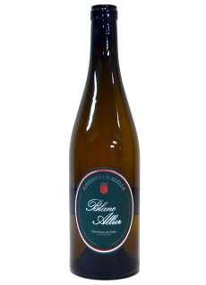 Caso dos vinhos brancos Marqués de Alella Alier