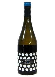 Caso dos vinhos brancos Paco y Lola