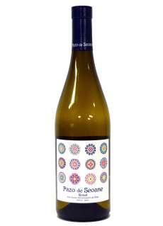 Caso dos vinhos brancos Pazo de Seoane