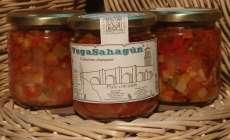 Legumes fritos Vegasahagún