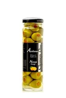 Oliveiras Clemen, Olives-Naranja