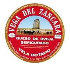Queijo Semicured Vega del Záncara