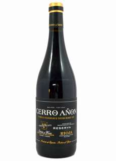 Vinho tinto Cerro Añón