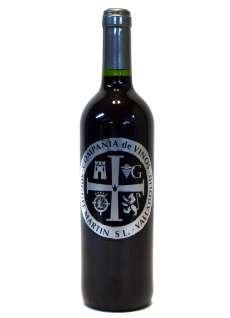 Vinho tinto Compañia de Vinos M. Martín Tinto  - 12 Uds.