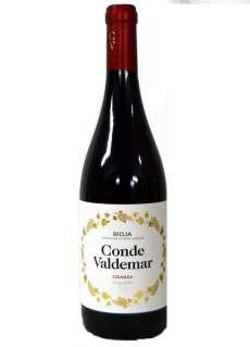 Vinho tinto Conde de Valdemar