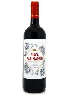 Vinho tinto Finca San Martín