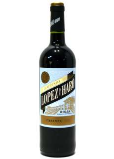 Vinho tinto Hacienda López de Haro