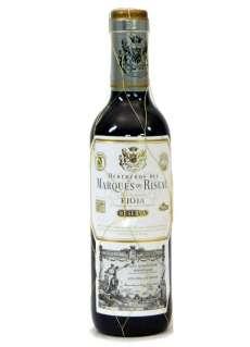 Vinho tinto Marqués de Riscal  37.5 cl.