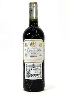 Vinho tinto Marqués de Riscal