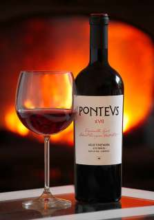 Vinho tinto PONTEVS