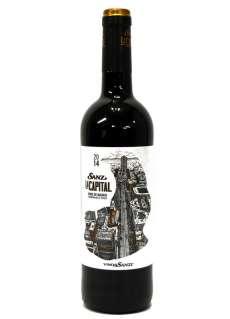 Vinho tinto Sanz La Capital