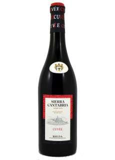 Vinho tinto Sierra Cantabria Cuvee Especial